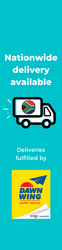 Nationwide delivery by DPD Laser